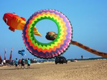 International Kite Festival Sanur