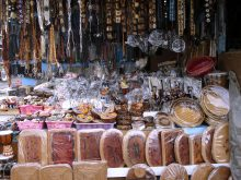 Belanja di Bedugul Bali