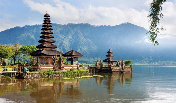 Laut Bratan Bali