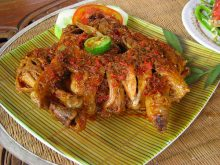 Makanan Asli Bali